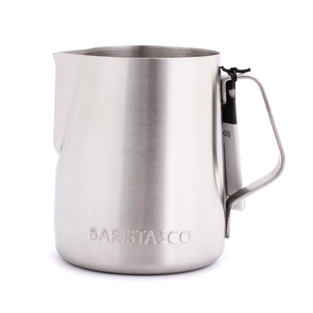 Barista & Co - Milk Jug Electric Steel - Dzbanek do mleka 350 ml