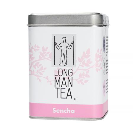 Long Man Tea - Sencha - Herbata sypana - Puszka 120g