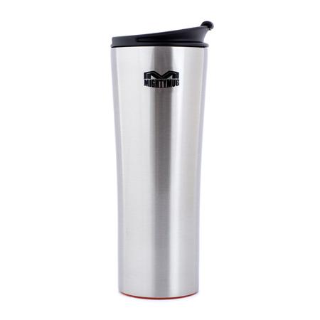 Mighty Mug Biggie SS Srebrny - Kubek termiczny 530 ml