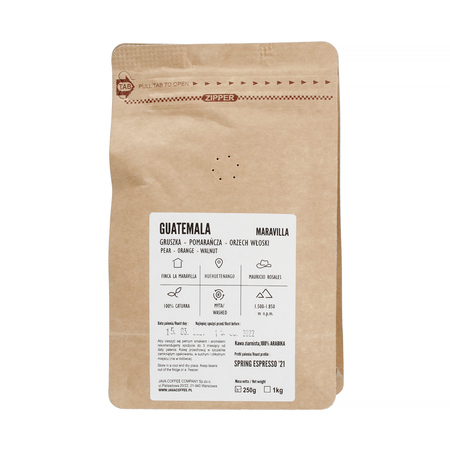 Java Coffee - Spring Espresso
