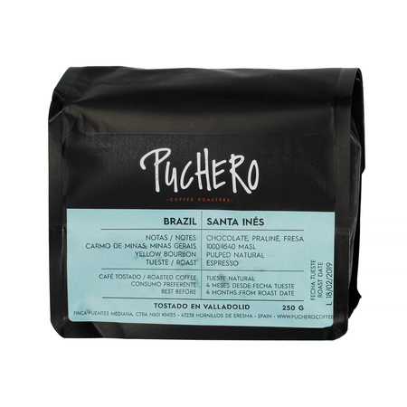 Puchero Coffee - Brazil Santa Ines Espresso