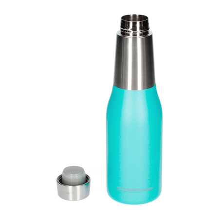 Asobu Oasis Water Bottle 600ml Turquoise (outlet)