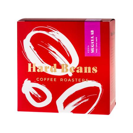 Hard Beans - Kenya Mugaya AB