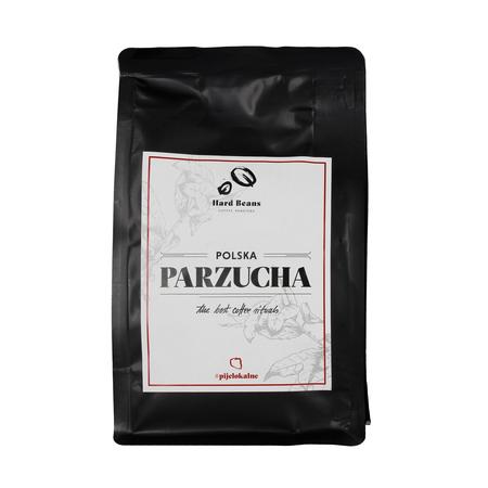 Hard Beans - Polska Parzucha - Kawa ziarnista 250g