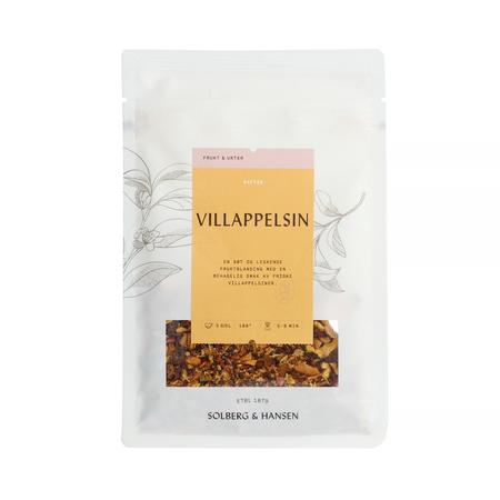 Solberg & Hansen - Herbata sypana - Villappelsin