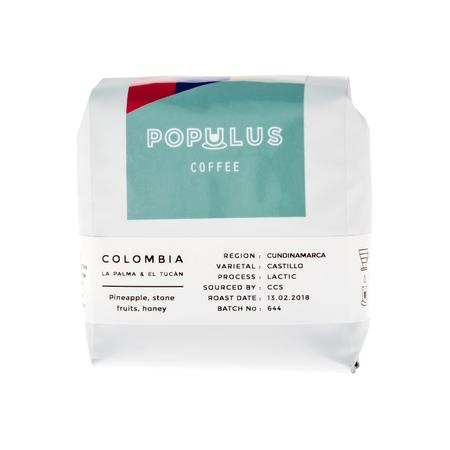 Populus Coffee - Colombia La Palma y El Tucan