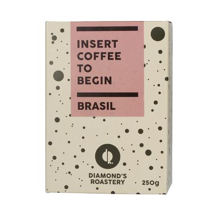 Diamonds Roastery - Brasil Sitio Cana do Reino Espresso (outlet)