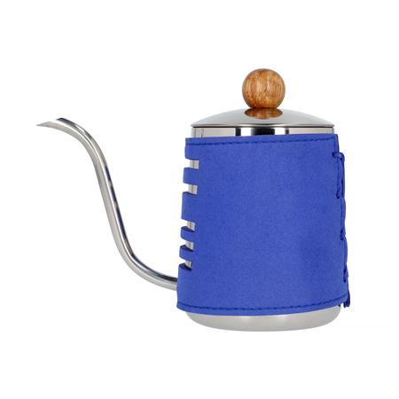 Barista Space - Czajnik w niebieskiej osłonce 550 ml