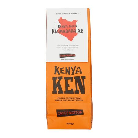 Caffenation - Kenya Kiamabara AB