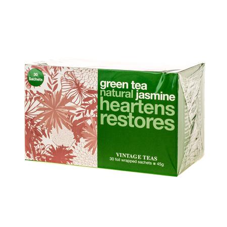 Vintage Teas Green Tea Jasmine - 30 torebek