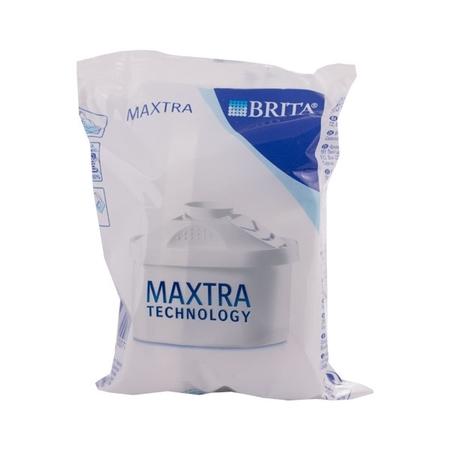 Brita Aluna - dzbanek biały 2,4l + 4 wkłady Maxtra