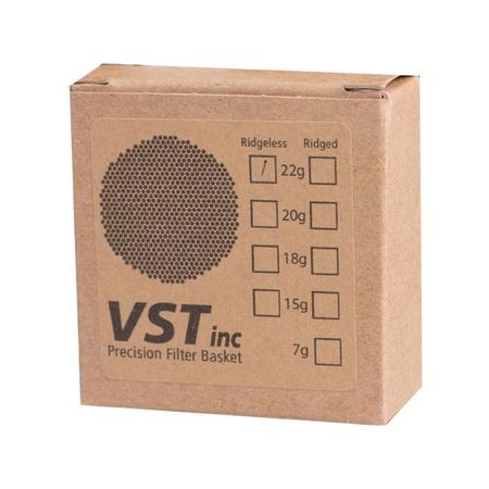 Filtr grupy kalibrowany 22g VST Ridgeless