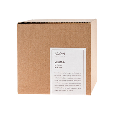 AOOMI - Mess Mug 03 - Kubek 200 ml