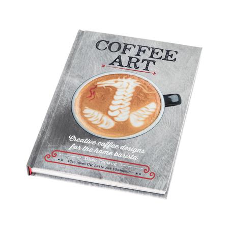 Książka Coffee Art - Dhan Tamang