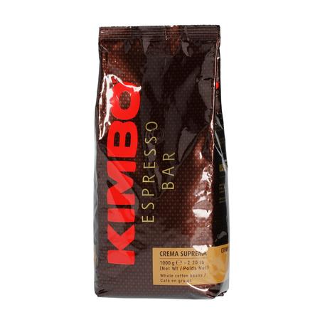 Kimbo Espresso Bar Crema Suprema - Kawa ziarnista 1kg