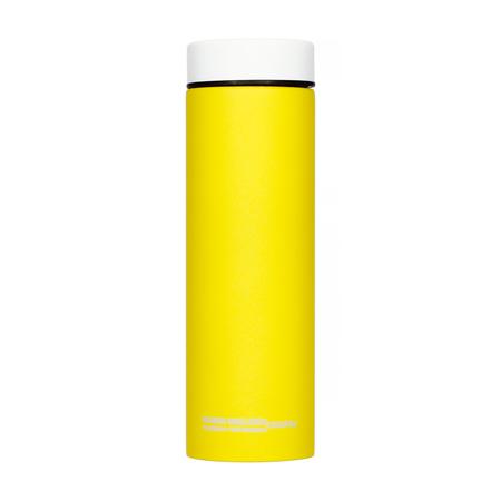 Asobu - Le Baton Żółty / Biały - Butelka termiczna 500ml