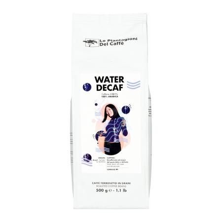 Le Piantagioni del Caffe - Water Decaf - Kawa bezkofeinowa 500g