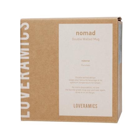 Loveramics Nomad - Kubek 250ml - Black
