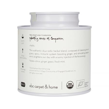 Paper & Tea - Mindfulness Collection - Vitality - Herbata sypana - Puszka 50g