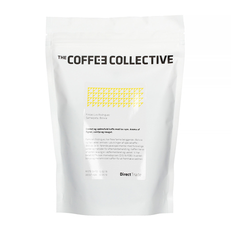 The Coffee Collective - Bolivia Finca Los Rodriguez Washed