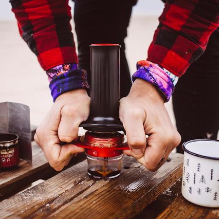 Cafflano Kompresso Coffee Maker (outlet)