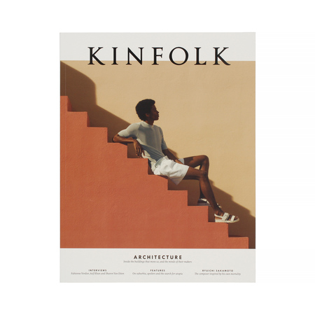 Magazyn Kinfolk #31: Architecture