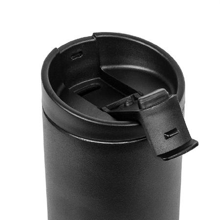 MiiR Travel Tumbler - kubek termiczny czarny 12oz / 0,35l (outlet)