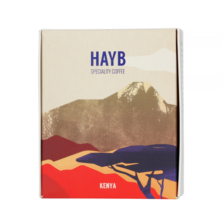 HAYB - Kenia Kiangundo PB