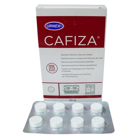 Urnex Cafiza - Tabletki do czyszczenia ekspresów - 32 sztuki