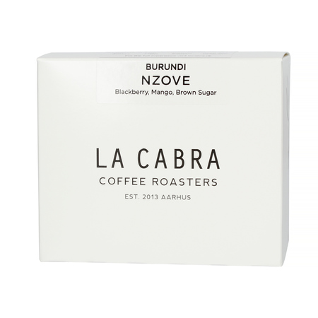 La Cabra - Burundi Nzove