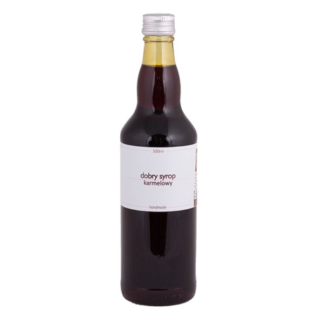 Mount Caramel Dobry Syrop - Karmel 500 ml