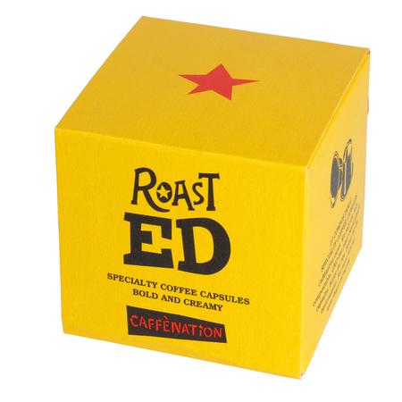Caffenation - Roast ED - 10 Kapsułek