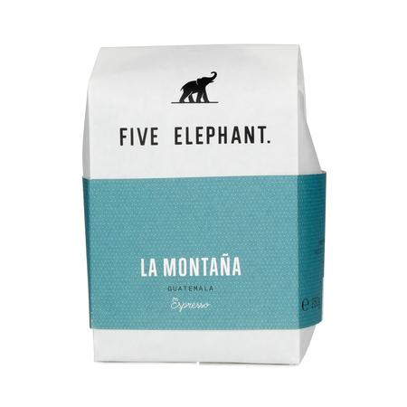 Five Elephant - Guatemala La Montana Espresso