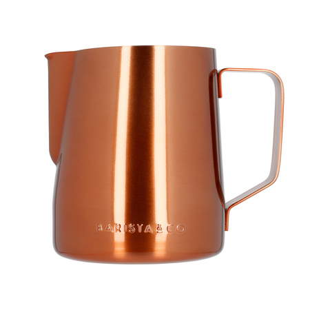 Barista & Co - Core Milk Jug Copper - Dzbanek do mleka 600 ml
