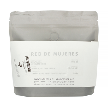 Father's Coffee - Guatemala Red De Mujeres