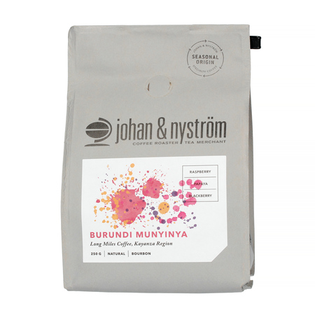 Johan & Nyström - Burundi Munyinya