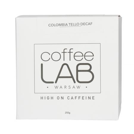 Coffeelab - Kolumbia Tello Decaf - Kawa bezkofeinowa