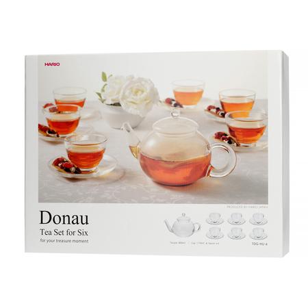 Zestaw Prezentowy: Dzbanek + 6 szklanek + Herbata