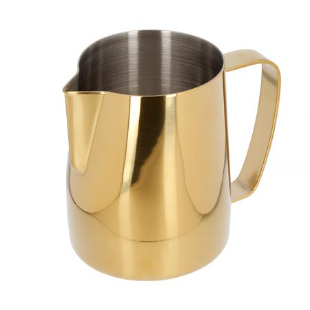 Barista Space - Dzbanek do mleka złoty 600 ml