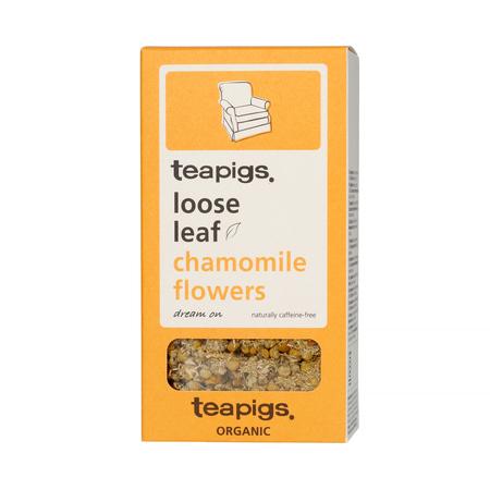 teapigs Chamomile Organic - herbata sypana 40g