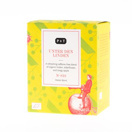 Paper & Tea - Unter den Linden - Herbata 15 saszetek