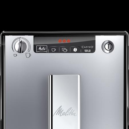 Melitta Caffeo Solo Srebrny / Czarny - Ekspres ciśnieniowy