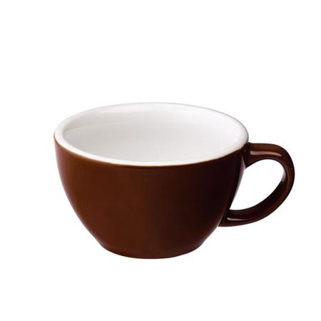 Loveramics Egg - Filiżanka i spodek Cafe Latte 300 ml - Brown