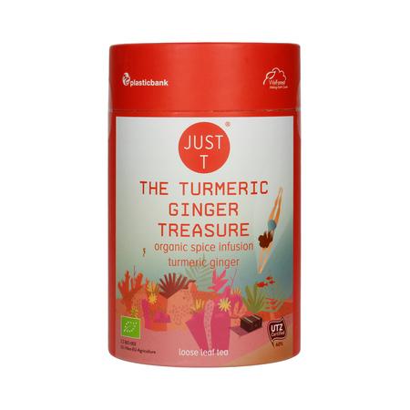 Just T - The Tumeric Ginger Treasure - Herbata sypana 125g