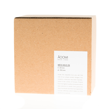 AOOMI - Mess Mug 06 - Kubek 200 ml