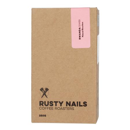 Rusty Nails - Rwanda Simbi