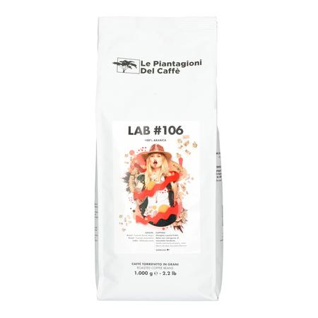 Le Piantagioni del Caffe - Lab#106 - 1kg