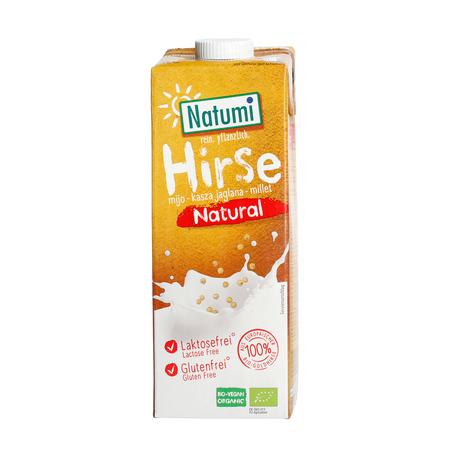 Natumi - Napój jaglany bez dodatku cukru bezglutenowy 1L