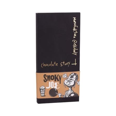 Czekolada Smoky Joe 70% kakao z Ekwadoru + słód whisky