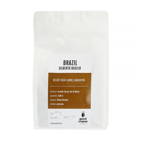 Good Coffee - Brazylia Gilberto Basilio